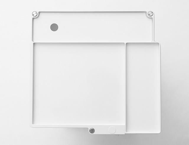 ボビーワゴンの特徴:天板部分