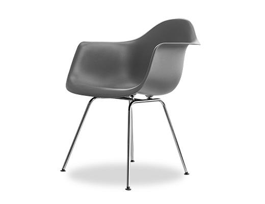 Eames Side Shell Chair / イームズ・プラスティックシェルチェア・DAX(チャコール)