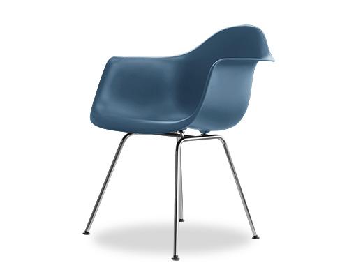Eames Side Shell Chair / イームズ・プラスティックシェルチェア・DAX(ピーコックブルー)