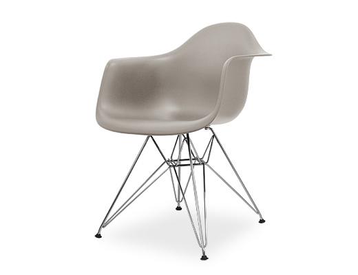 Eames Arm Shell Chair / イームズ・プラスティックシェルチェア・DAR(ストーン)