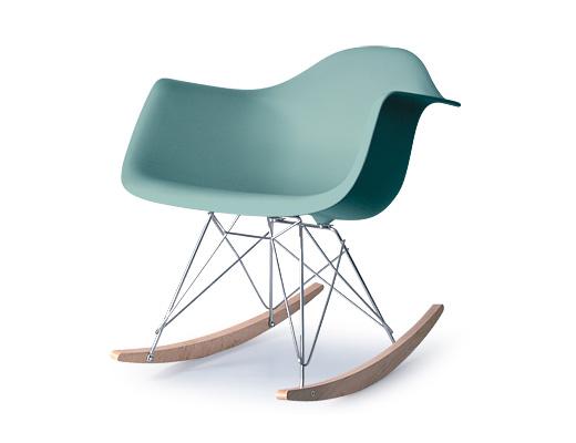 Eames Arm Shell Chair / イームズ・アームシェルチェア・RAR(アクアスカイ)