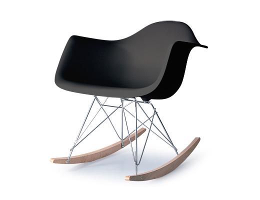 Eames Arm Shell Chair / イームズ・アームシェルチェア・RAR(ブラック)