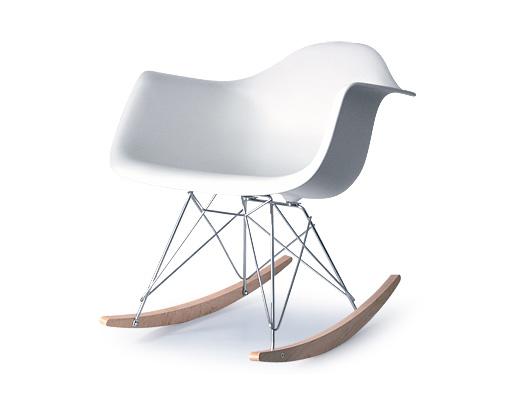 Eames Arm Shell Chair / イームズ・アームシェルチェア・RAR(ホワイト)