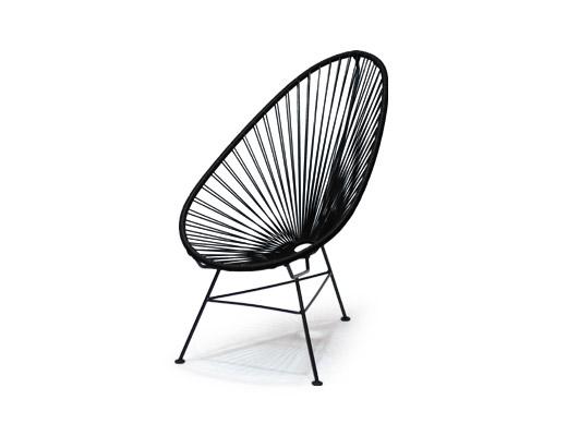 Acapulco Chair / アカプルコチェア(ブラック)