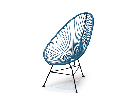 Acapulco Chair / アカプルコチェア(ペトロブルー)