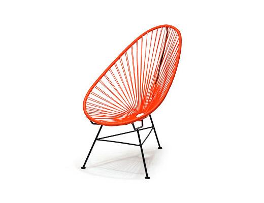 Acapulco Chair / アカプルコチェア(オレンジ)