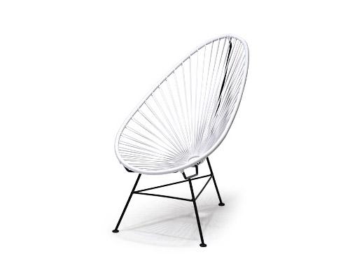 Acapulco Chair / アカプルコチェア(ホワイト)