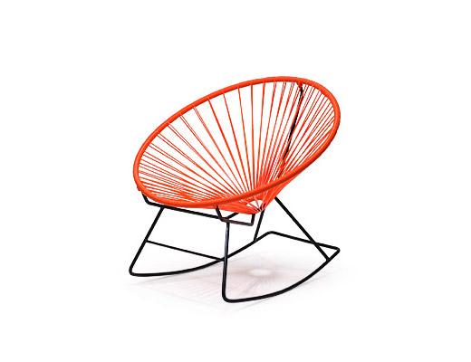 Acapulco Chair / アカプルコ・ロッキングチェア(オレンジ)