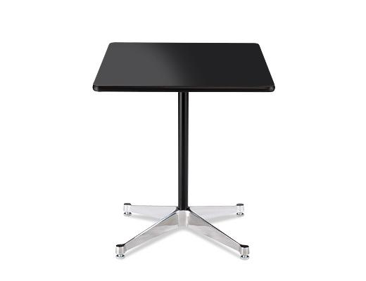 イームズ・コントラクトベーステーブル 760タイプ(天板:ブラック)