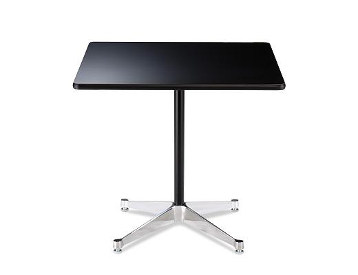 イームズ・コントラクトベーステーブル 905タイプ(天板:ブラック)