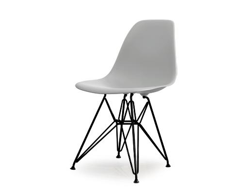 Eames Side Shell Chair / イームズ・プラスティックシェルチェア・DSR(アルパイン)
