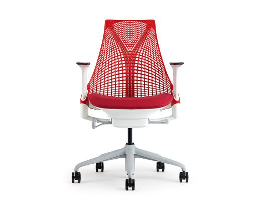 SAYL Chair / セイルチェア・サスペンションミドルバック