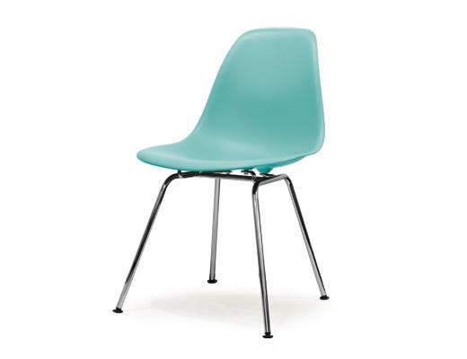 Eames Side Shell Chair / イームズ・プラスティックシェルチェア・DSX(アクアスカイ)