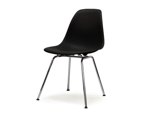 Eames Side Shell Chair / イームズ・プラスティックシェルチェア・DSX(ブラック)