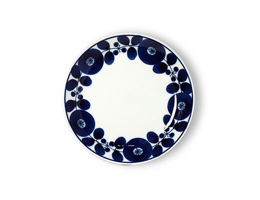 白山陶器 ブルーム プレート(リース)Sサイズ