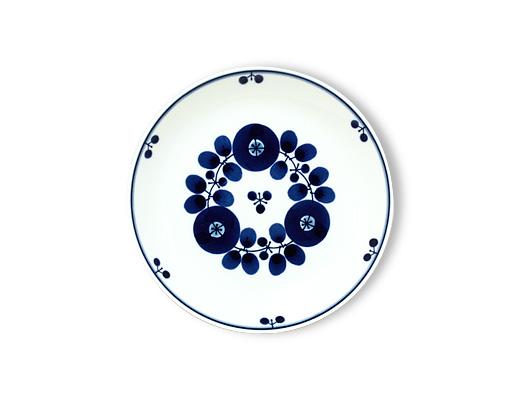 白山陶器 ブルーム プレート(ブーケ)Sサイズ