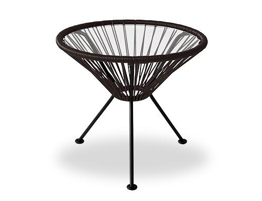 Acapulco Chair / アカプルコ・サイドテーブル(ブラック)