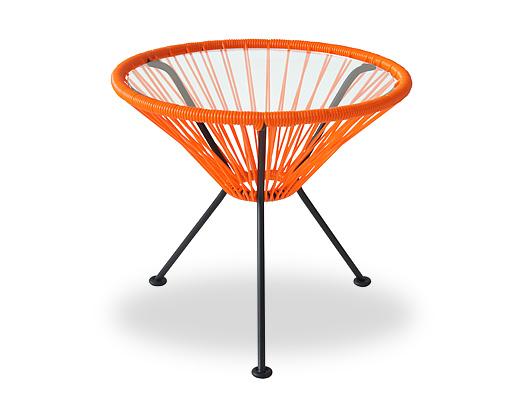 Acapulco Chair / アカプルコ・サイドテーブル(オレンジ)