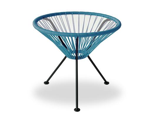 Acapulco Chair / アカプルコ・サイドテーブル(ペトロブルー)
