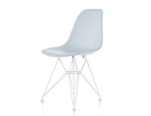 Eames Side Shell Chair / イームズ・プラスティックシェルチェア・DSR(ブルーアイス)