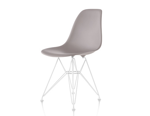 Eames Side Shell Chair / イームズ・プラスティックシェルチェア・DSR(ストーン)