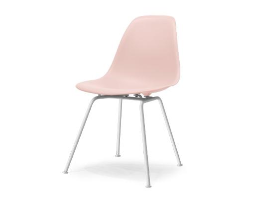 Eames Side Shell Chair / イームズ・プラスティックシェルチェア・DSX(ブラッシュ)