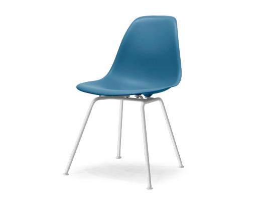 Eames Side Shell Chair / イームズ・プラスティックシェルチェア・DSX(ピーコックブルー)
