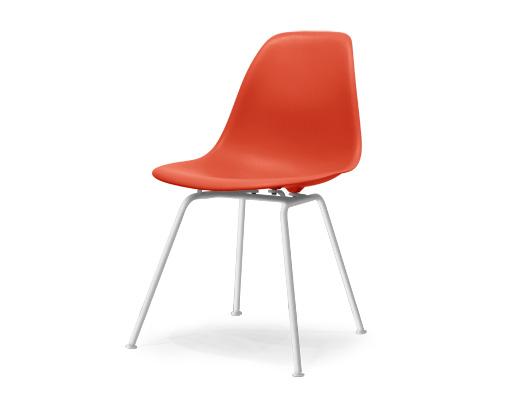Eames Side Shell Chair / イームズ・プラスティックシェルチェア・DSX(レッド)