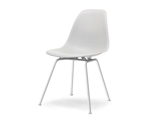 Eames Side Shell Chair / イームズ・プラスティックシェルチェア・DSX(ホワイト)